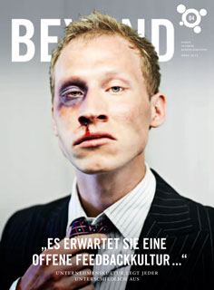 Cover: Fachmagazin Beyond