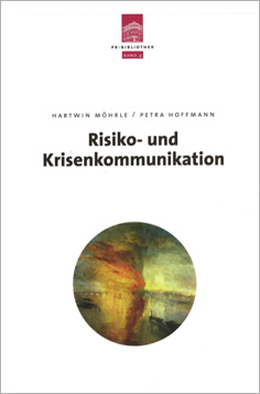 Cover: Risiko- und Krisenkommunikation